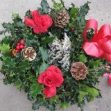 Winter Bedding, Pumpkins, Cyclamen & Wreaths