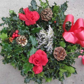 Winter Bedding, Pumpkins, Cyclamen & Wreaths
